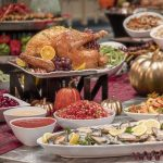 Thanksgiving Day Buffet at Rosen Plaza