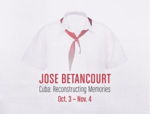 Jose Betancourt Gallery Exhibit