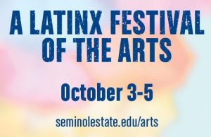LatinX Festival of Fine and Performaing Arts