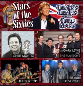 Stars of the Sixties