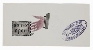 Pushing the Envelope: Mail Art from the Archives o...