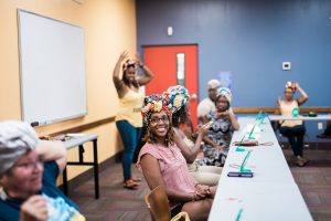 Rock The Wrap: Headwrap Styling Workshop