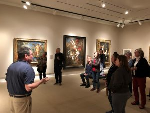 Cornell Fine Arts Museum Highlights Tour