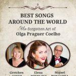 """""""Un"""" Forgotten Art of Olga Coelho"""