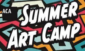 Atlantic Center for the Arts Summer Art Camp