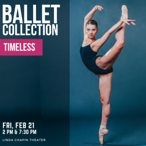 The Ballet Collection: Timeless