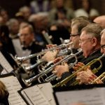 """Orlando Concert Band presents """"Entertainment Before Television..."""""""