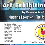 Beaux Arts - Artist Reception: 'COEXISTENCE!'