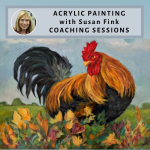 Acrylic Painting with Susan Fink - Coaching Sessions