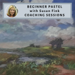Beginner Pastel with Susan Fink - Coaching Sessions