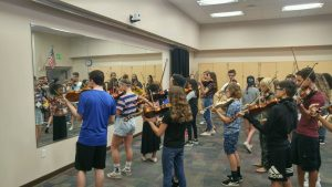 UCF Summer String Camp