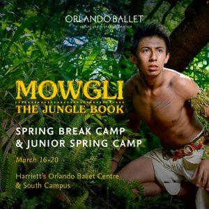 Orlando Ballet Spring Break Camp - South Campus