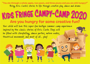 Kids Fringe Campy-Camp 2020