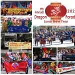 9th Annual Dragon Parade Lunar New Year 2020