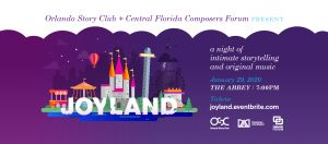 Joyland: A night of intimate storytelling and orig...
