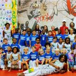 Capoeira Martial Arts Summer Camp
