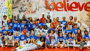 Capoeira Martial Arts Summer Camp