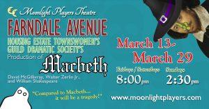 Farndale Avenue Housing Estate Townswomen's Guild Dramatic Society's Production of Macbeth