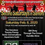 Second Saturdays in Sanford