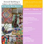 ANNUAL QUILT & FABRIC ART EXHIBITION