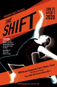 The Shift- Choreographers Showcase