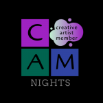 CAM NIGHT - Creative Artist Member Meeting & Demo
