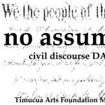 No Assumptions: Policy, Religion, Civil Discourse Dance Party