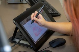 UCF CREATE Pre-College Animation Intensive
