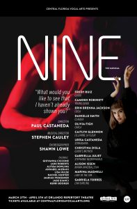 Nine, the Musical