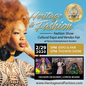 Heritage Fashion Fashion Show Cultural Expo And Vendor Fair Fierce Entertainment Management At Orlando Fashion Square Mall Orlando Fl History Heritage