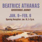 Beatrice Athenas Gallery Exhibit