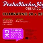 PechaKucha Night Orlando v28