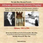 African American History Display
