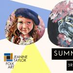 Summer Art Camp - Grades 3rd - 5th