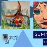 Summer Art Camp - Grades 6th - 8th