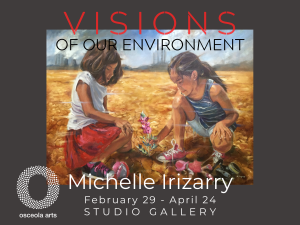 """""""Visions of Our Environment"""" The Art of Michelle I..."""