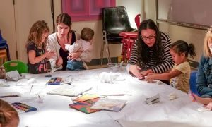 Family Workshops: Mother's Day Theme