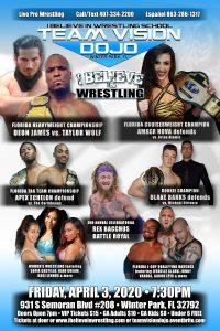I Believe in Wrestling