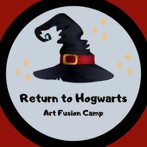 Return to Hogwarts: Art Fusion Camp