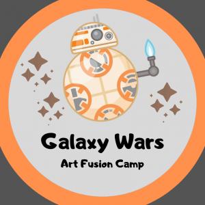 Galaxy Wars: Art Fusion Camp