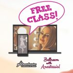 Free Virtual Samba Line Dance Group Class