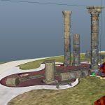 CITY UNSEEN presents 'Pompeii' AR