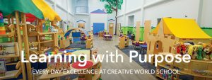Creative World School at St. Cloud