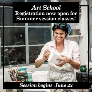 Art School Registration
