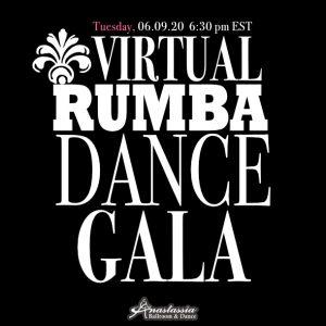 Virtual Rumba Dance Gala