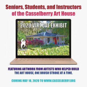 Seniors & Students of the Art House Virtual Exhibit