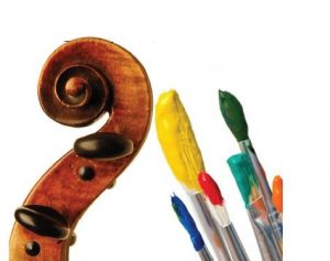 Stressbuster Art: Classical Music & Painting