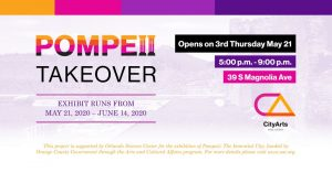 Virtual Tour of CityArts Pompeii Takeover Receptio...