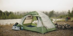 Traveling the World With a Camping Tent