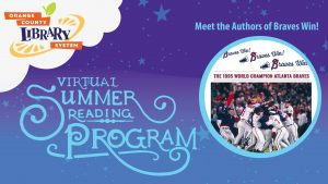 Virtual Event: Meet the Authors of Braves Win